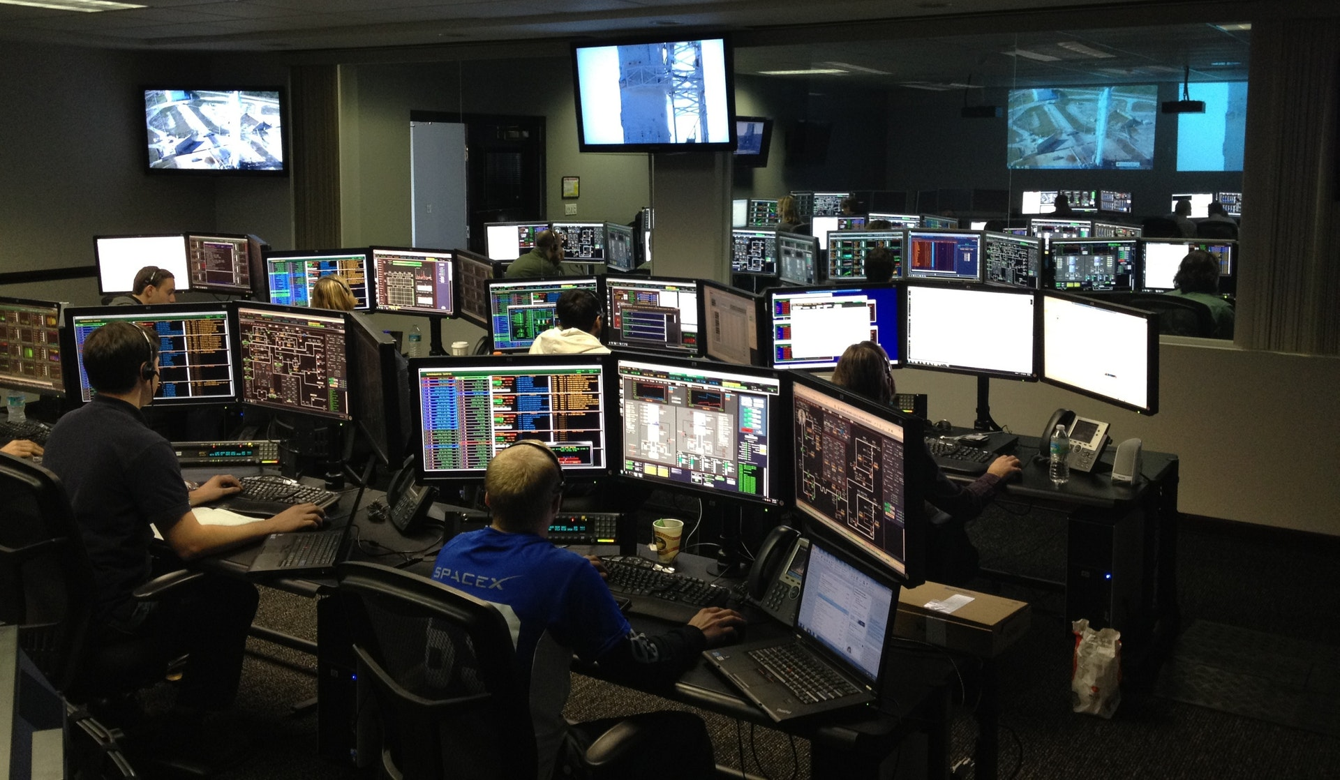 Network Operations Center room